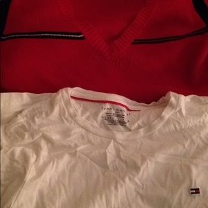 Tommy Hilfiger T-Shirt and Sweater Low Price!